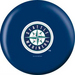 OTB MLB Seattle Mariners Bowling Balls