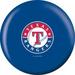 OTB MLB Texas Rangers Bowling Balls