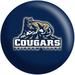 OTB NCAA Brigham Young University Cougars 12 Only LAST ONE Bowling Balls