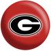 OTB NCAA Georgia Bulldogs Bowling Balls