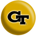 OTB NCAA Georgia Tech Yellow Jackets 14 Only Back