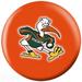 OTB NCAA Miami Hurricanes Bowling Balls