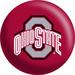 OTB NCAA Ohio State University Buckeyes Bowling Balls