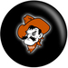 OTB NCAA Oklahoma State Cowboys 12 Only Back