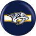 OTB NHL Nashville Predators Bowling Balls