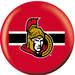 OTB NHL Ottawa Senators Bowling Balls