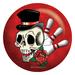 OTB Tattoo Blood - Exclusive Bowling Balls