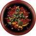 OTB Nickelodeon TMNT Raphael Bowling Balls