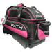 Pyramid Path Triple Deluxe Roller Black/Hot Pink