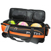 Pyramid Path Triple Deluxe Roller Black/Orange