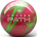 Pyramid Chosen Path Acid Lime/Pink 15 Only MEGA DEAL Bowling Balls
