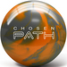 Pyramid Chosen Path Orange/Smoke Bowling Balls