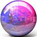 Pyramid Path Pink/Purple/Silver Bowling Balls