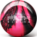 Pyramid Path Rising Black/Hot Pink Pearl Bowling Balls