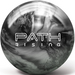 Pyramid Path Rising Black/Silver Pearl NEW ITEM Bowling Balls