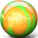 Pyramid Path Rising Orange/Lime Green Pearl Bowling Balls