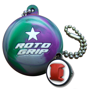 Roto Grip Cell Half Ball Key Chain
