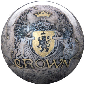 Roto Grip Crown Clear Polyester
