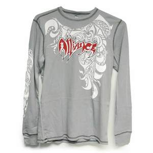 Roto Grip Hurricane Long Sleeve Thermal Grey