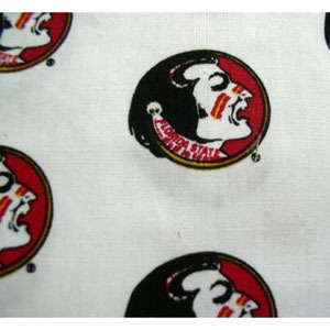 SewSavvy Florida State University Shoe Cover