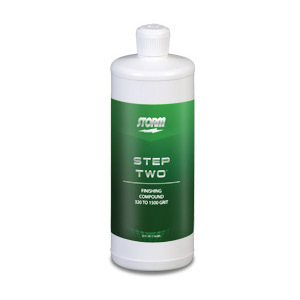 Storm Pro Finish System - Step 2 Quart