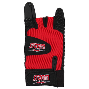 Storm Xtra Grip Left Handed Red