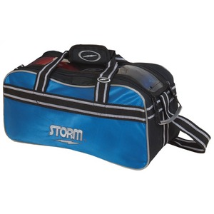 Storm 2 Ball Tote Blue/Black