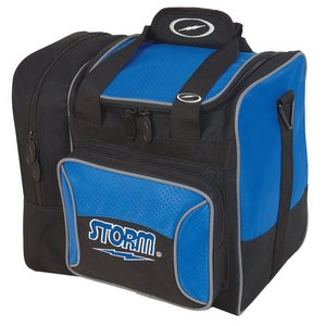 Storm Deluxe 1 Ball Tote Black/Royal