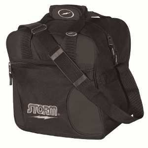 Storm Solo 1 Ball Tote Black