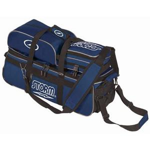 Storm Triple Tournament Deluxe Tote Navy