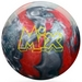 Storm Mix Red/Silver Bowling Balls