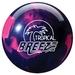 Storm Tropical Breeze Pearl Pink/Purple Bowling Balls