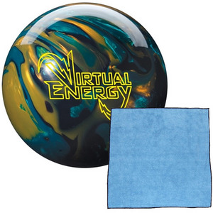 Storm Virtual Energy w/ Free Value Brand Microfiber Towel
