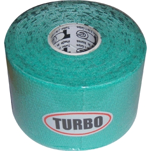"Turbo 2-N-1 Grips 2"" Fitting Tape Mint"