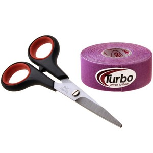 Turbo 2-N-1 Grips Fitting Tape Purple