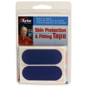 Turbo 2-N-1 Grips Quick Release Patch Tape (P2) 30 Pc. Individual Piece Pack