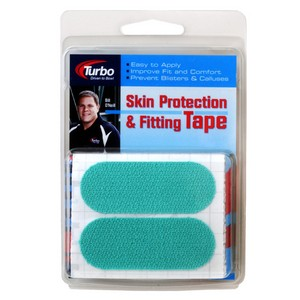 Turbo 2-N-1 Grips Skin Protection and Fitting Tape Mint - 30 Pc. Individual Piece Pack