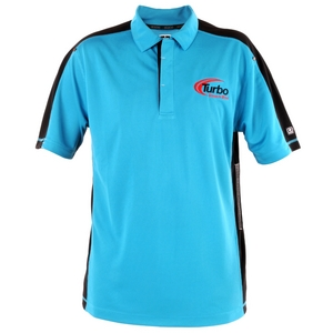 Turbo 2-N-1 Grips 2012 Trax Performance Sport Shirt Voltage Blue/Black