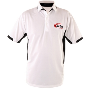 Turbo 2-N-1 Grips 2012 Xtreme Dry Zone Color Block Sport Shirt White/Black