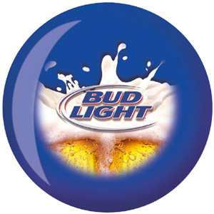 Viz-A-Ball Bud Light