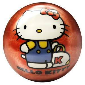 Viz-A-Ball Hello Kitty 2010 Glow