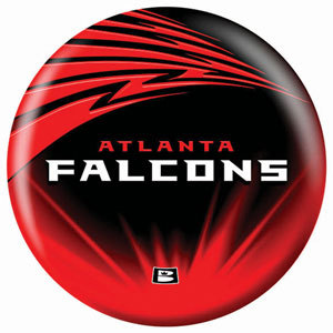Viz-A-Ball NFL Atlanta Falcons10 12 Only