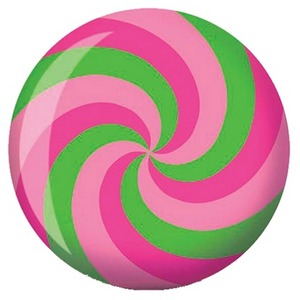 Viz-A-Ball Spiral Pink/Pink/Green