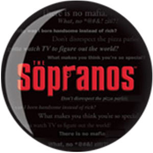 Viz-A-Ball The Sopranos: Sayings