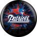 Viz-A-Ball NFL New England Patriots Bowling Balls